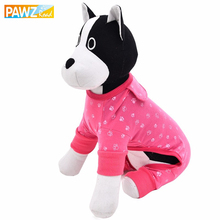 Pet Shop Pet Supplies Dog Jumpsuit Pink Blue Dog Clothes Pet Clothes Dog Costume Lovely Product Puppy Wearing Cute Dog
