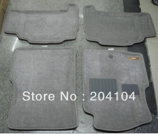 wholesale high quality 2008-2011 LAND CRUISER 200 waterproof 3D suede car mats car carpet 3color<br><br>Aliexpress