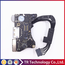 "wholesale Power Board I/O USB audio DC magsafe board for MacBook Air 11"" 2011 A1370 1370 MC968 MC969 820-3053-A, 100% test(China (Mainland))"
