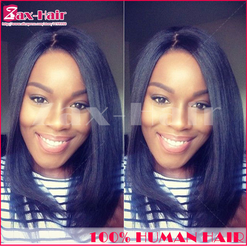 Bob lace front wig/ short bob wigs for black women Malaysian full lace wig #1 #1b #2 #4 jet black customized 6A natural hairline<br><br>Aliexpress