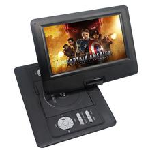 Cheapest EVD player 10.1 Inch Screen Portable DVD PLAYER 270Degree Rotating GAME Analog TV CD MP4,USB/SD Player dvd portatil(China (Mainland))