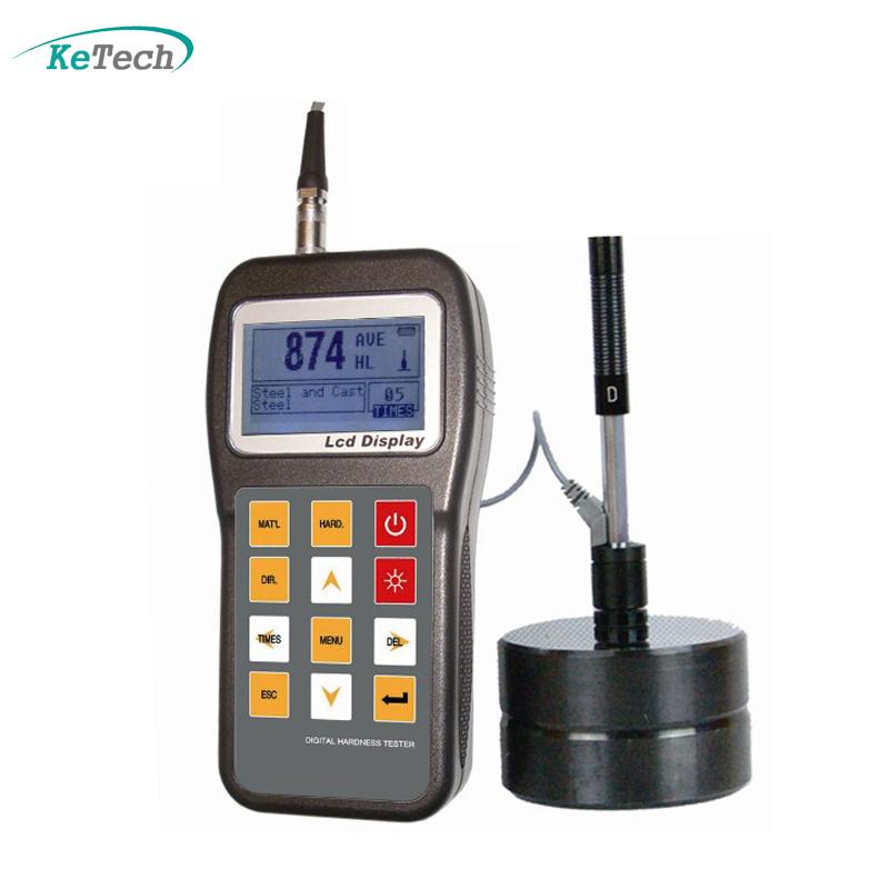 Digital Portable Hardness Tester YHT100(China (Mainland))