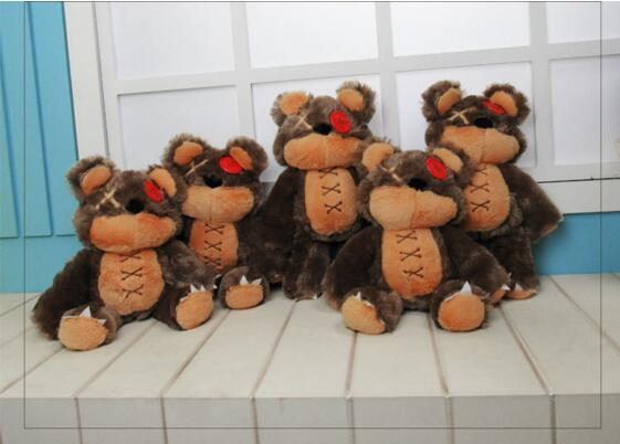 LOL League Ggame Animation Dark Daughter Tibo Si Plush Toy Dolls Plush Gift Free Shipping HJ-LOL(China (Mainland))