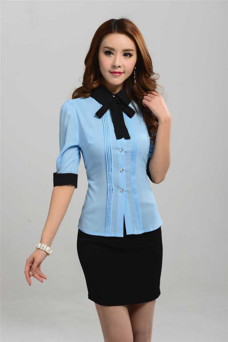 Uniform us picture more detailed picture about new 2015 for Office uniform design 2015