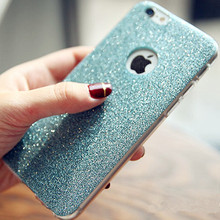 Buy i6 6S UltraThin Glitter Bling Back Skin Cover Crystal Soft Gel TPU Case iPhone 6 6s 6Plus 6splus 5S SE Phone Cases for $1.14 in AliExpress store