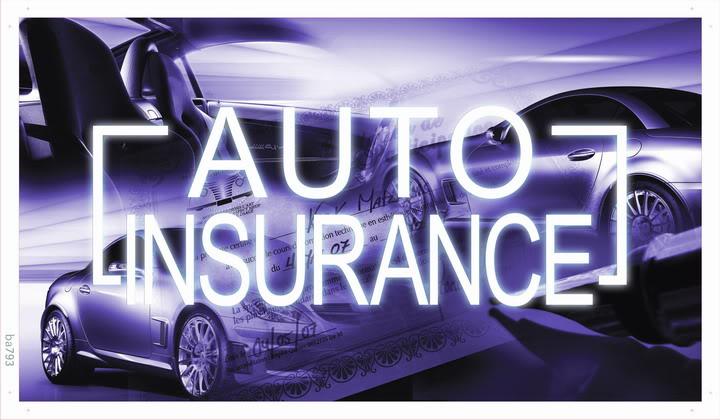 ba793 Auto Insurance Car Mortgage Shop Banner Shop Sign(China (Mainland))