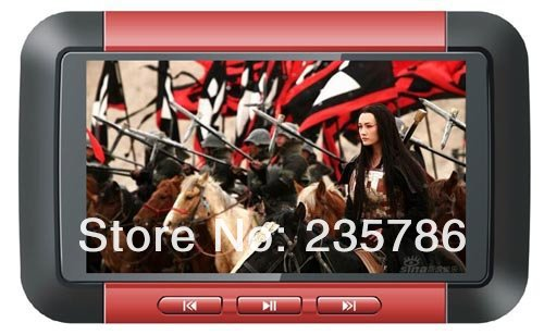 Global sell!8GB mp5 ! Free shipping 2GB 4GB 8GB 3.0 inch TFT screen MP4 Player MP5 Player TV OUT , TF card slot 3 colors(China (Mainland))