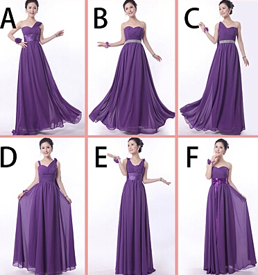 Dark Purple Long Dress Promotion Shop for Promotional Dark db53a3d4fb6f