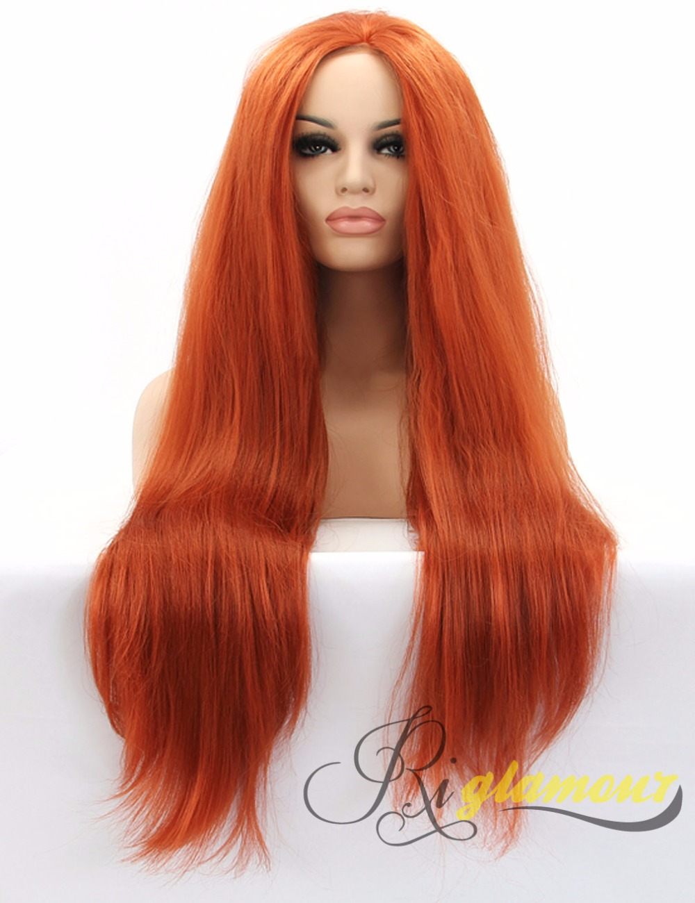 Cheap Red Costume Wigs 23