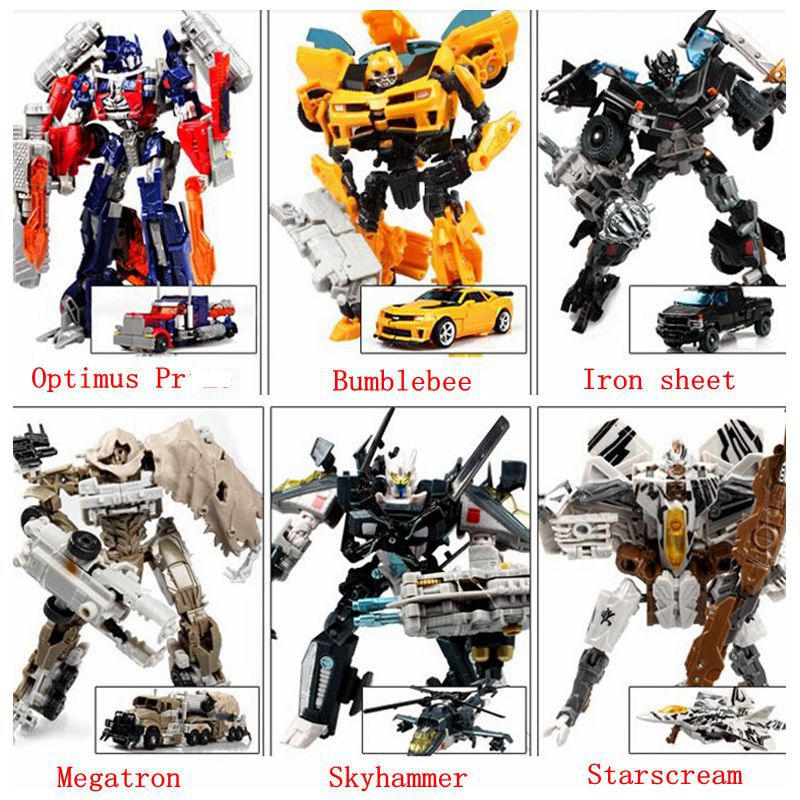 Transformation 4 Optimus Pe Bumblebee Cars Brinquedos Robots Action Figures Classic kids toys for boys juguetes for gifts Toy(China (Mainland))