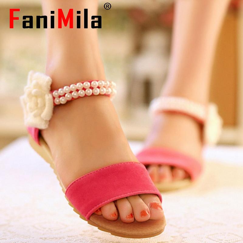 ladies flat sandals bohemia women sexy fashion lady shoes P11901 hot sale EUR size 34-43(China (Mainland))
