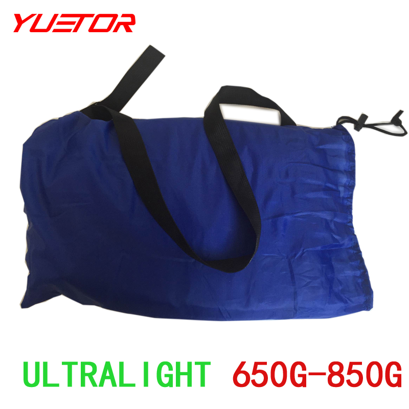 Brand YUETOR outdoor lazy inflatable couch air sleeping sofa portable relax schlafsack camping beach air sleeping bed(China (Mainland))