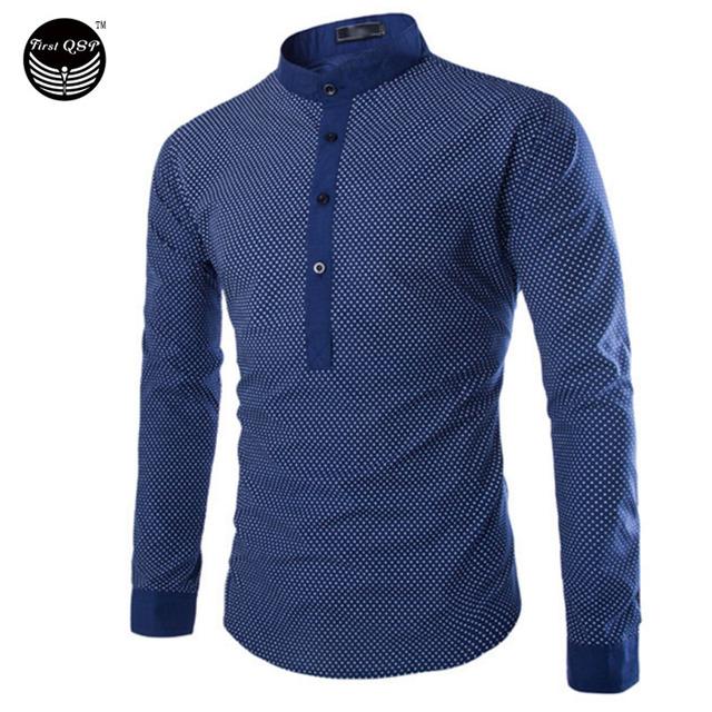 Мужчины рубашку 2016 мода бренд мужской груди мужчины рубашку с длинными рукавами ...