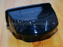 Smoke Rear LED Tail light Brake Turn Signal Honda CBR 600RR 2007-2012 2008 2009 2010 2011 07 12 - Motorcycle Parts Zones store