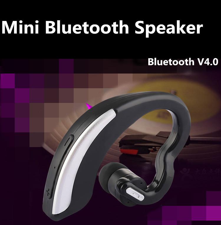 Universal Sport Stereo Handsfree Wireless Bluetooth 4.0 Headset for iPhone Earphone Headphone for Samsung built-in Mic Earphone