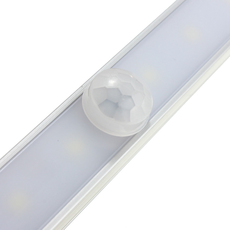 LightInBox Closet Cabinet Lamp Night Light LED Light 20 LED Wireless PIR Motion Sensor Battery Power Cabinet Drawer Light