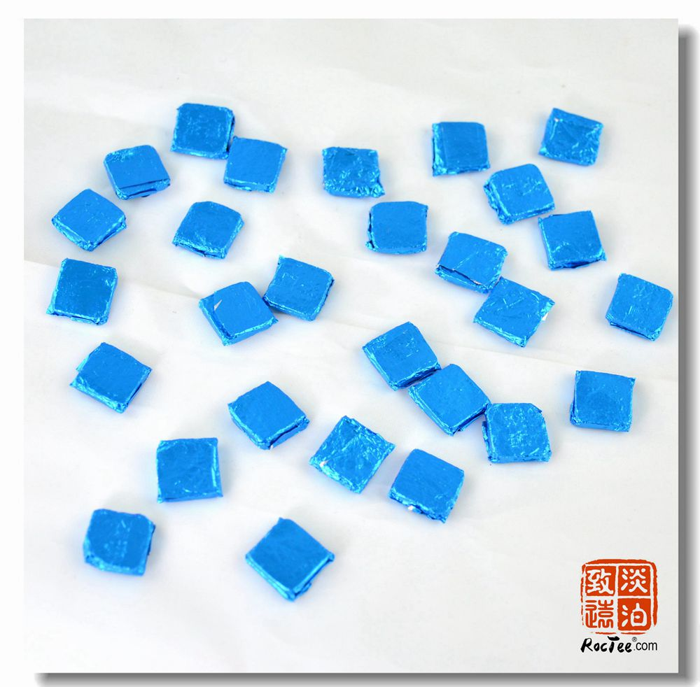 50pcs Puer Resin with Jasmin Flavor Cha Gao Chinese pu er tea resin shen pu er