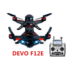 Walkera Runner 250 Advance With DEVO F12E Transmitter FPV Version RC Drone Quadcopter with / OSD / 1080P Camera / GPS RTF(China (Mainland))