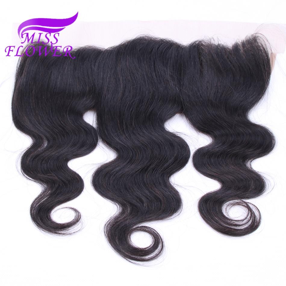 7A Virgin Brazilian hair 13x4 Lace frontal Closure Body Wave Closure ear to ear Lace Closure bleached knots Brazilian Body Wave<br><br>Aliexpress
