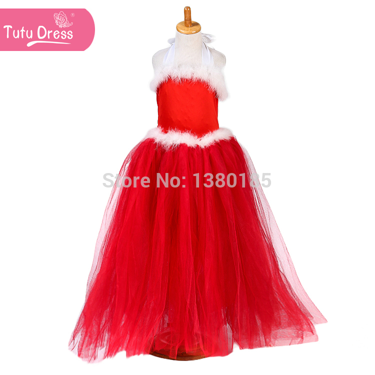New Baby Girl Christmas Dress Girl's Merry Christmas Dress Kids Casual Dress Girls Tutu Dress(China (Mainland))