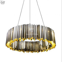 Modern fashion creative bedroom lamp restaurant 24 lights living room Club Room Engineering Chandeliers wwy-0139(China (Mainland))