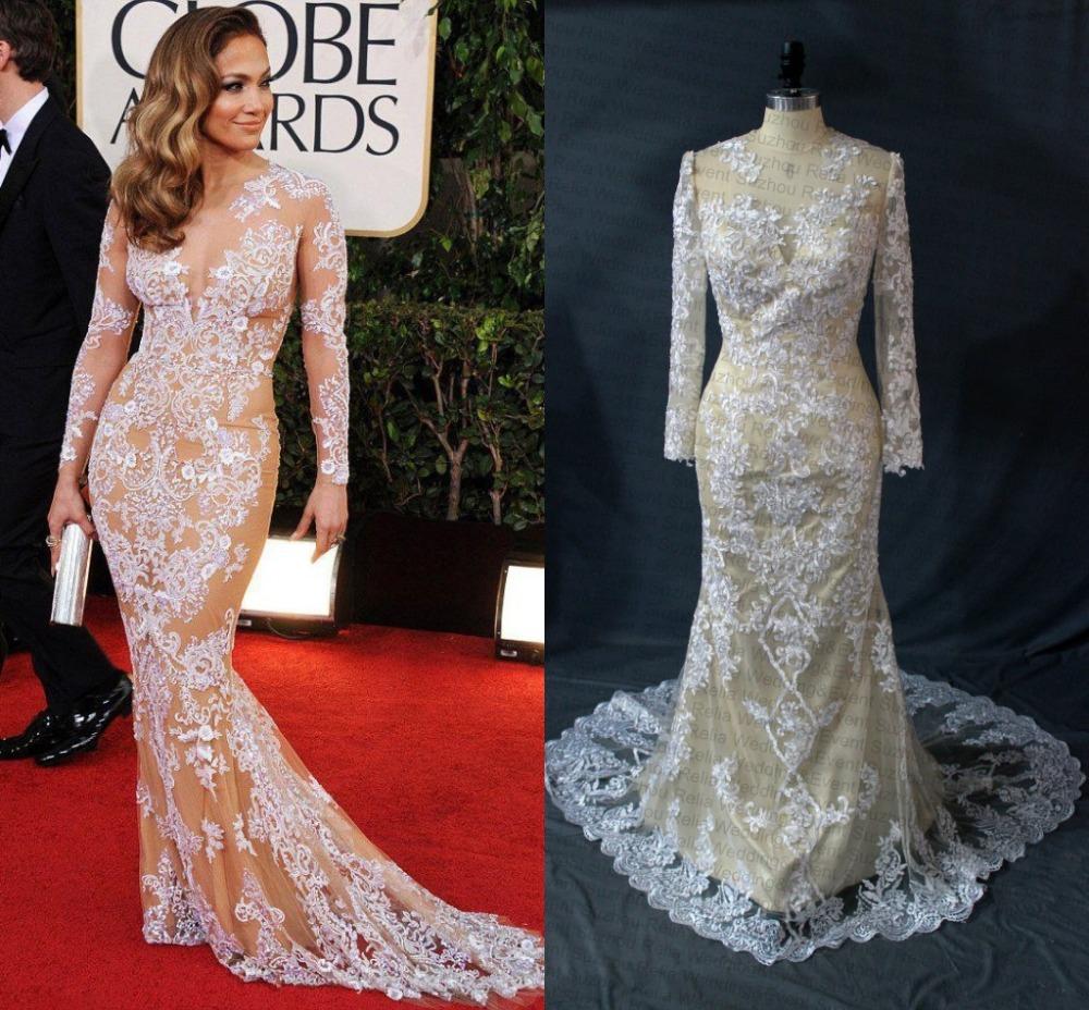 hot sale 2015 celebrity dresses jennifer lopez dresses