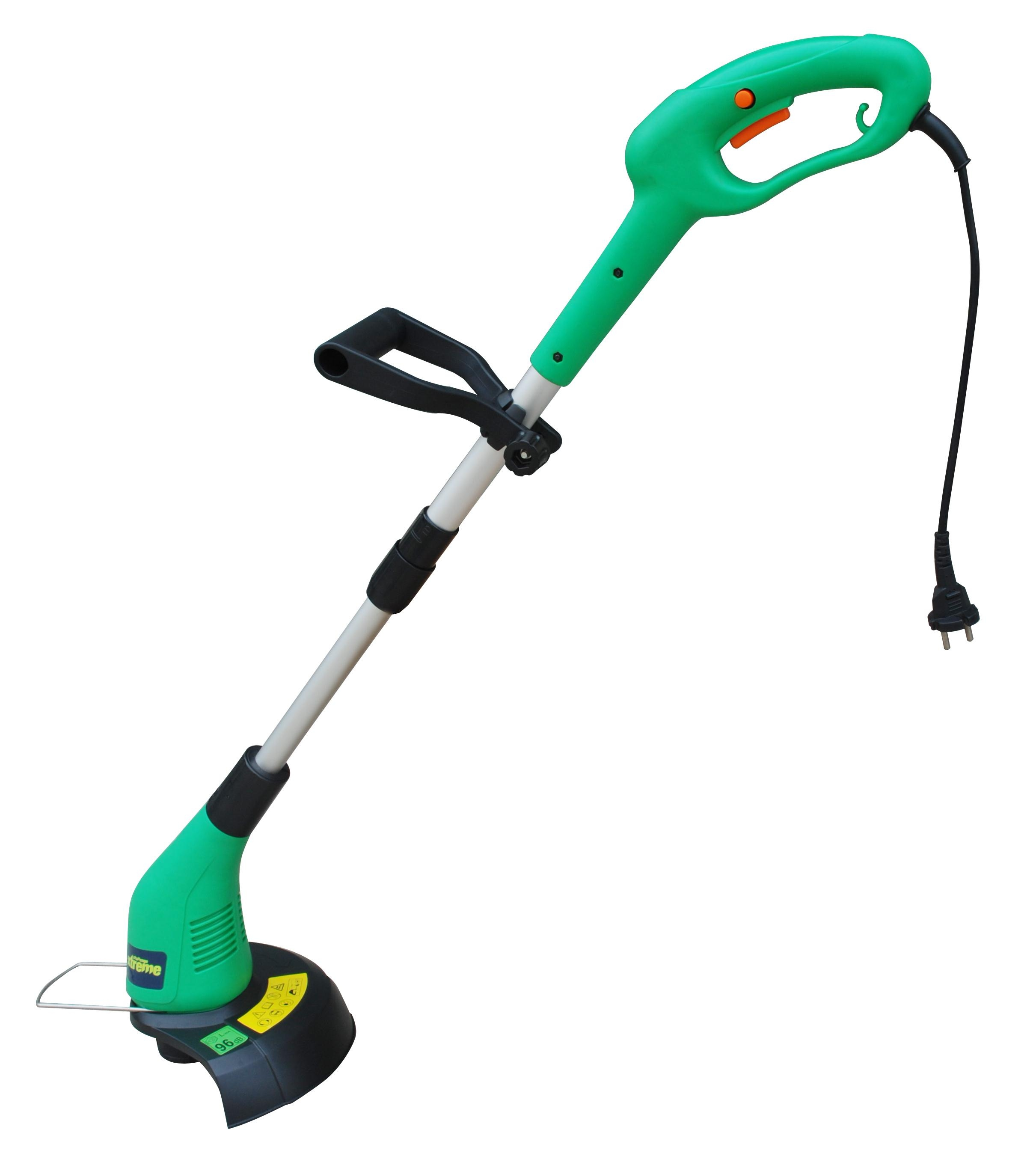 Household electric mower grass trimmer weed small lawn repair machine 220V factory fence pin(China (Mainland))