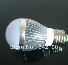 Discount Factory free shipping 10XLED Lamp 7W E27 led Bulb Lamp Cool/Warm white led ball bulb(China (Mainland))