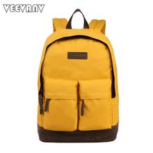 Buy VEEVANV Fashion Men Women Backpacks School Backpack Girls Canvas Shoulder Bag Travel Bag Pack Casual Laptop Backpacks Female for $24.91 in AliExpress store