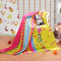 100 cotton champion design children quilt