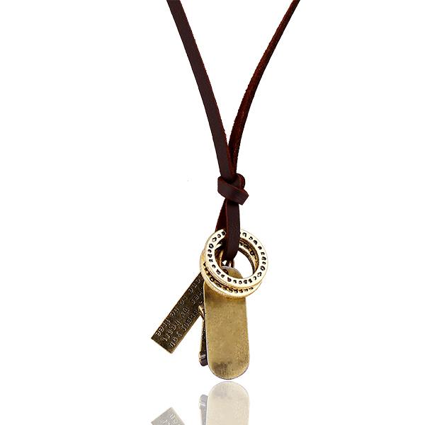 Gold Skateboard Necklace Skateboard Cross Necklace