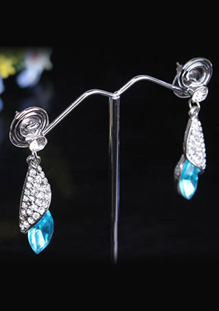 Mini New Fashion Cute 3Pcs Jewelry Earrings Display Stand Rack Holder Set Kit Accessories Stand Show(China (Mainland))