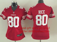 ,women San Francisco 49ers ladies 16 Joe Montana 42 Ronnie Lott 80 Jerry Rice 82 Torrey Smith 81 Anquan Boldin,camouflage(China (Mainland))