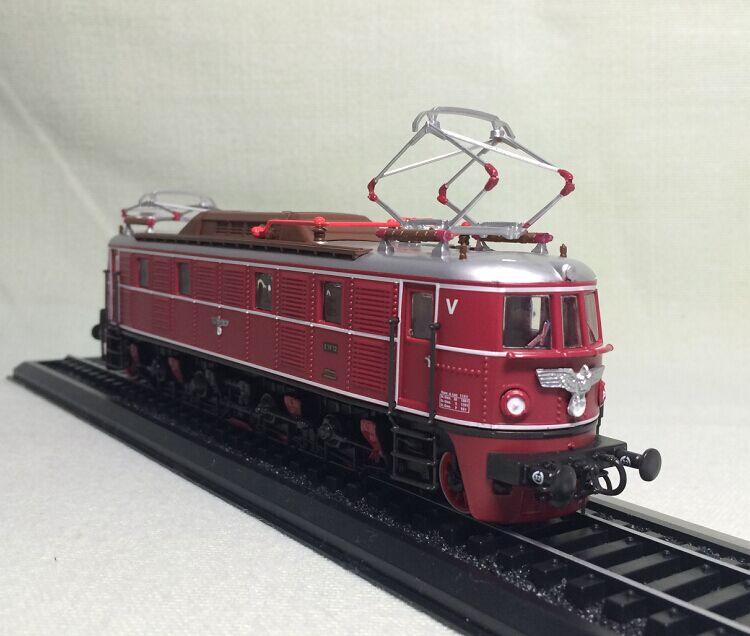 Genuine ATLAS 1:87 E1912 (1940) model trains Fine model train Rare Collection model only one