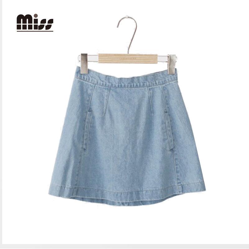 popular misses denim skirts buy cheap misses denim skirts