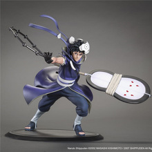 Naruto, Uchiha Obito model assembles toy. Anime assembly model. Hand dolls, gifts for children.