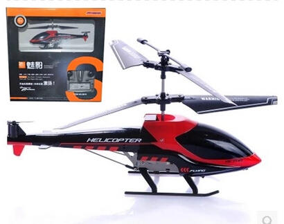 Red /Green 3.5CH RC Helicopters model remote control electric toy for children s810 Best learning and educational toys gifts(China (Mainland))
