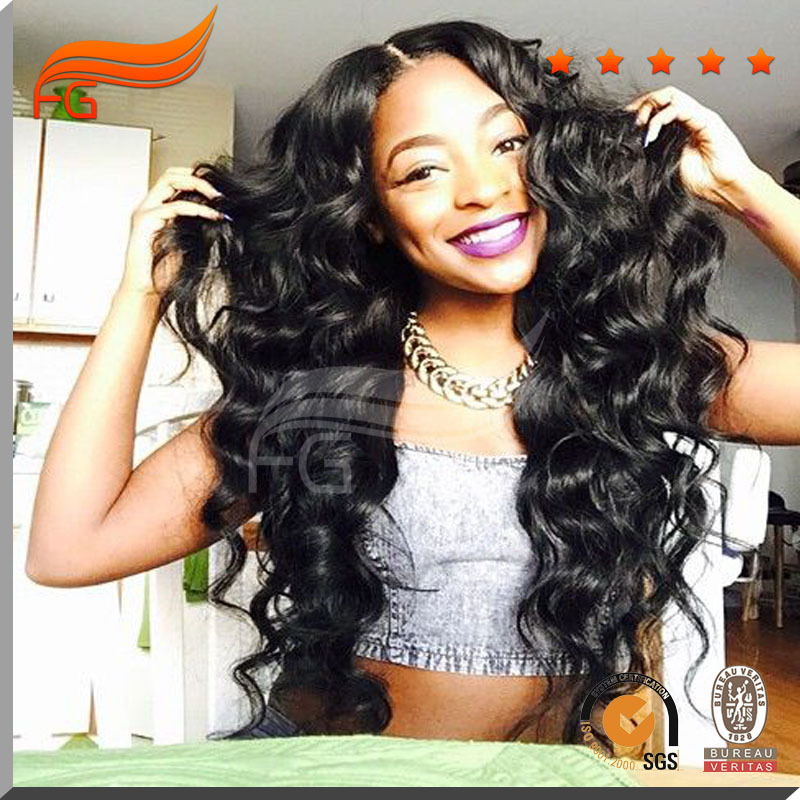 Factory price european virgin human hair full lace wig and lace front wig body wave with babay hairs free shipping<br><br>Aliexpress