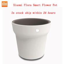 Buy Original Xiaomi MIJIA Flora Smart Flower Pot Monitor Digital Plant Grass Soil Water Light Tester Sensor Bluetooth Connect for $36.84 in AliExpress store