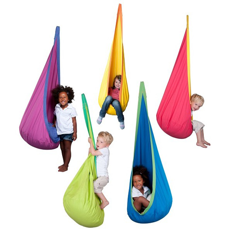 baby toy swing hammock chair indoor outdoor hanging toy swing chair seat hangstol for reading. Black Bedroom Furniture Sets. Home Design Ideas