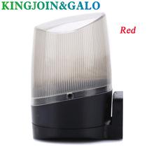 Детская безопасность сигнальная лампа, красный/желтый свет ворота.(China)