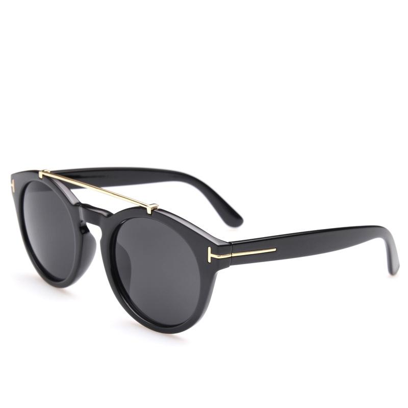 2015 Fashion Brand Name Sunglasses Woman Retro Letter Full Frame Sunglasses Women Wholesale Casual Sunglasses Original Women(China (Mainland))