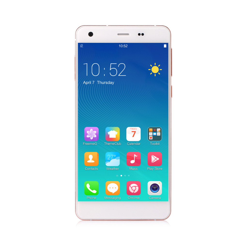 """In Stock UHANS S1 5.0"""" HD 1280*720 Phone 4G LTE MTK6753 Octa Core 32GB ROM 3GB RAM Android 6.0 13MP Dual Sim Touch ID Smartphone(China (Mainland))"""