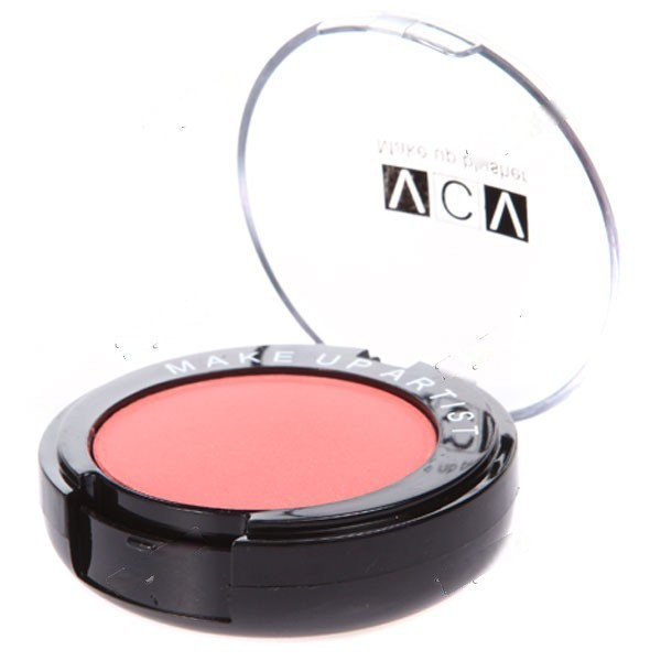 Lazydog Compact Round Case Face Blusher with Mirror and Brush Face Make-up Cosmetic Gadget for Lady Women HCI-116045(China (Mainland))