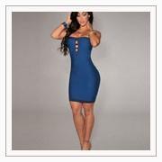 Женское платье Dress new brand bodycon 2015 LK0238