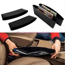 Car pouch glove box Black Storage Bags Organizer Box Caddy Audi A1 A3 S3 A4 A5 RS3 RS5 A6 RS6 A7 A8 c6 S6 Q3 Q5 Q7 - LUXL decoration products co., LTD store