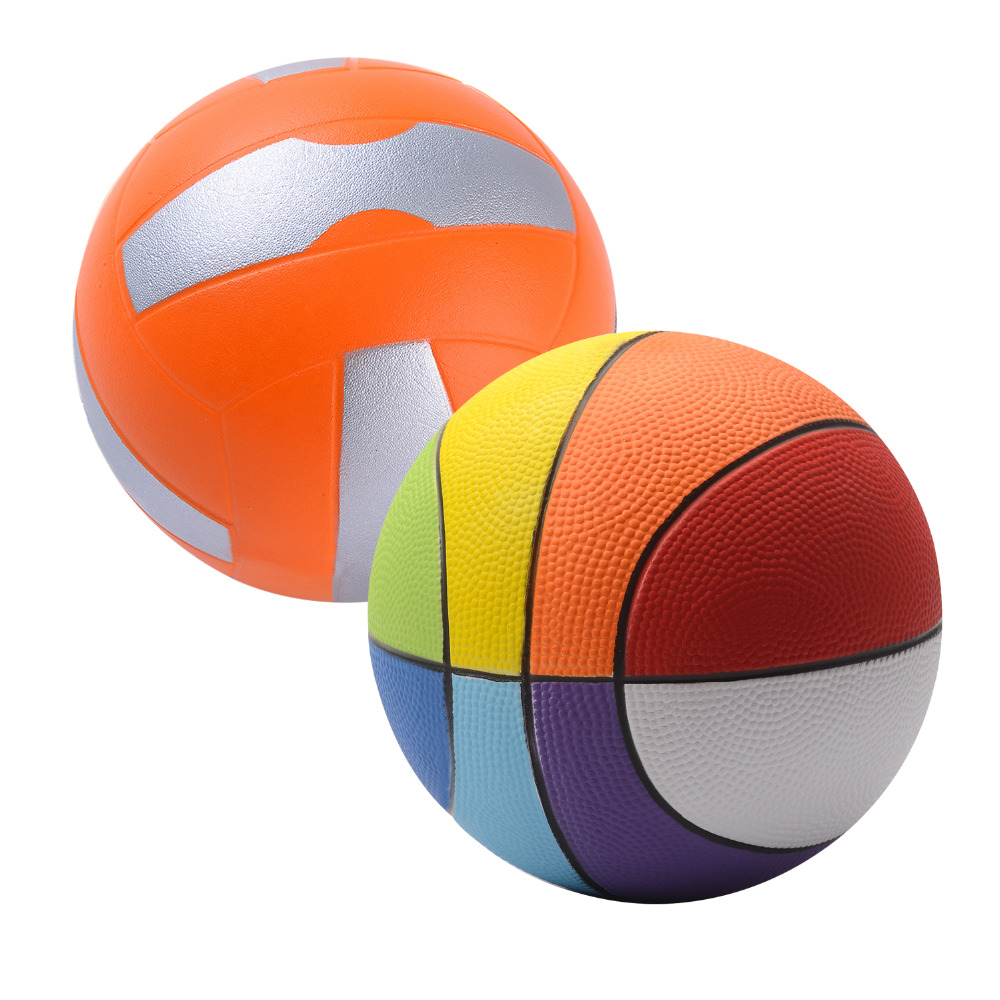4 Inch Chastep Mini Foam Sports Balls for Kids Professional Training Mini Foam Soccer Ball for Playing Without Hurting Fingers(China (Mainland))