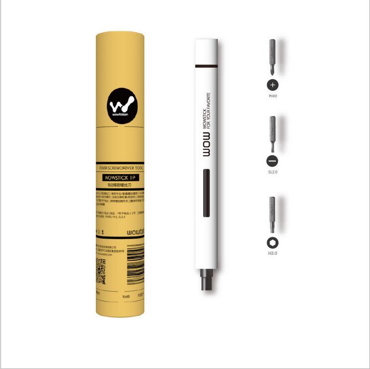 Wowstick 1P Pocket Kit electric Precision mini screwdriver for Mobile phone Quadcopter Camera Repairing(China (Mainland))