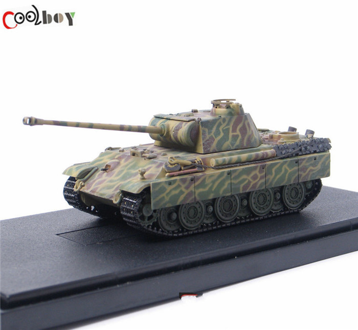 1:72 Scale Dragon Toys WWII German Panther Tank Armored Model Military Diecast Tank Toys Collection Hobbies Gift(China (Mainland))