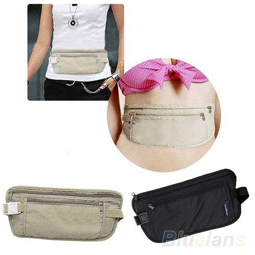 Womens Casual Traveling Storage Zipper Waist Bag  08XH<br><br>Aliexpress